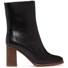 A.P.C. | A.P.C. Black Flavie Boots | Clouty
