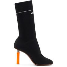 VETEMENTS | Vetements Black Lighter Sock Boots | Clouty