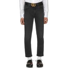 GUCCI | Gucci Black 60s Fit Jeans | Clouty