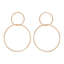 Isabel Marant | Isabel Marant Rose Gold Floyd Earrings | Clouty
