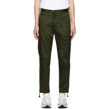 DIESEL | Diesel Green P-Madox Trousers | Clouty