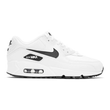 NIKE | Nike White and Black Air Max 90 Sneakers | Clouty