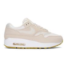 NIKE | Nike Beige Air Max 1 Sneakers | Clouty