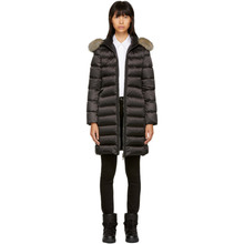 MONCLER | Moncler Black Tinuviel Down Jacket | Clouty