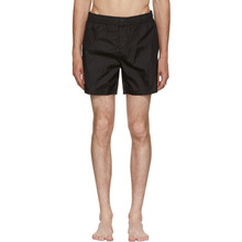 MONCLER | Moncler Black Dolmias Beach Swim Shorts | Clouty