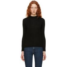 A.P.C. | A.P.C. Black Maia Sweater | Clouty