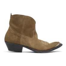 Golden Goose Deluxe Brand | Golden Goose Brown Suede Young Boots | Clouty
