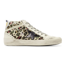 Golden Goose Deluxe Brand | Golden Goose White Pony Sneakers | Clouty