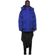 GIVENCHY | Givenchy Blue Nylon Small 4G Jacket | Clouty