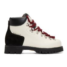 Proenza Schouler | Proenza Schouler White Hiking Boots | Clouty