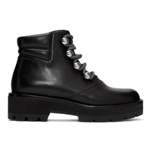 3.1 Phillip Lim | 3.1 Phillip Lim Black Dylan Hiking Boots | Clouty