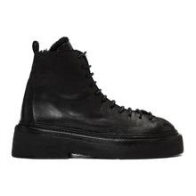 Marsèll | Marsell Black Parruccona Platform Boots | Clouty