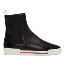 Thom Browne | Thom Browne Black Chelsea Sneaker Boots | Clouty