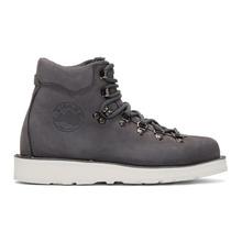 Diemme | Diemme Grey Suede Roccia Vet Boots | Clouty