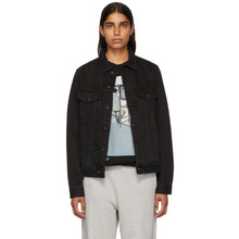 Off-White | Off-White Black Byredo Edition Denim Jacket | Clouty