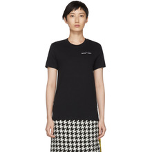 Off-White | Off-White Black Casual Quotes T-Shirt | Clouty