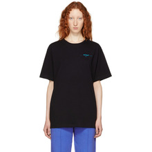 Off-White | Off-White Black Gradient Slim Fit T-Shirt | Clouty