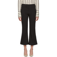 Isabel Marant | Isabel Marant Black Nyree Trousers | Clouty