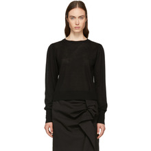 Isabel Marant | Isabel Marant Black Auxane Crewneck Sweater | Clouty