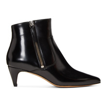 Isabel Marant | Isabel Marant Black Deby Ankle Boots | Clouty
