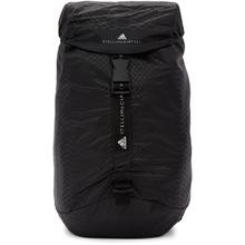 adidas by Stella McCartney | adidas by Stella McCartney Black Small Adizero Backpack | Clouty
