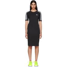 adidas Originals | adidas Originals Black 3-Stripes Dress | Clouty
