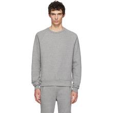 John Elliott | John Elliott Grey Raglan Sweatshirt | Clouty