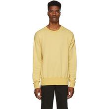 John Elliott | John Elliott Yellow Vintage Fleece Sweatshirt | Clouty