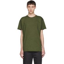 John Elliott | John Elliott Green Anti-Expo T-Shirt | Clouty