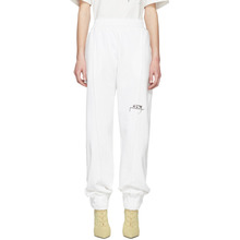 A-Cold-Wall*   A-Cold-Wall* White Seamline Lounge Pants   Clouty