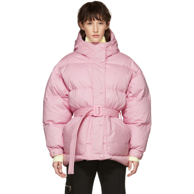 Ienki Ienki | Ienki Ienki Pink Down Michlin Jacket | Clouty