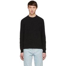 John Elliott | John Elliott Black Ivy Sweater | Clouty