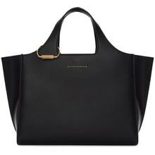 Victoria Beckham | Victoria Beckham Black Newspaper Bag | Clouty