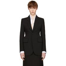 Balenciaga | Balenciaga Black Hourglass Blazer | Clouty