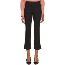 Isabel Marant   Isabel Marant Black Ludlow Trousers   Clouty