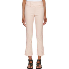 Isabel Marant   Isabel Marant Pink Ludlow Trousers   Clouty