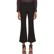 Isabel Marant   Isabel Marant Black Lyre Trousers   Clouty
