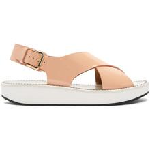 Flamingo's | Flamingos Pink Patent Avalon Sandals | Clouty