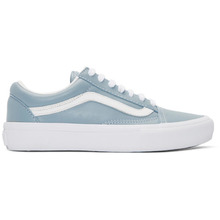 VANS | Vans Blue OG Old Skool LX VLT Sneakers | Clouty