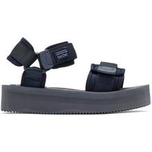 Suicoke | Suicoke Navy CEL VPO Sandals | Clouty