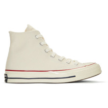 CONVERSE | Converse Off-White Chuck Taylor All-Star 70 High-Top Sneakers | Clouty