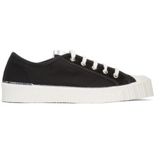 Spalwart | Spalwart Black Special Low Sneakers | Clouty