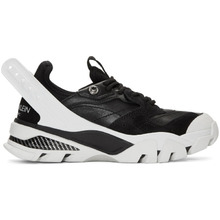Calvin Klein | Calvin Klein 205W39NYC Black and White Carla Sneakers | Clouty