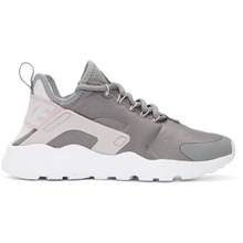 NIKE | Nike Grey Air Huarache Run Ultra Sneakers | Clouty