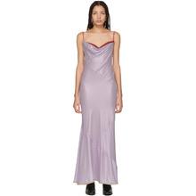 Acne Studios | Acne Studios Purple Micelle Dress | Clouty