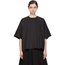 Acne Studios | Acne Studios Black Lhena Blouse | Clouty