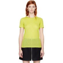 A.P.C. | A.P.C. Yellow Bail T-Shirt | Clouty