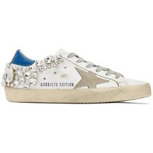 Golden Goose Deluxe Brand | Golden Goose White Diamond Superstar Sneakers | Clouty