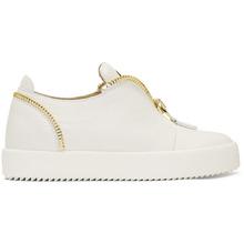 Giuseppe Zanotti | Giuseppe Zanotti White May London Sneakers | Clouty