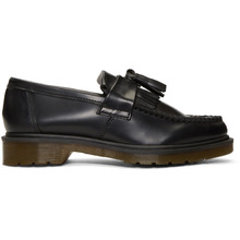 Dr. Martens | Dr. Martens Black Adrian Loafers | Clouty